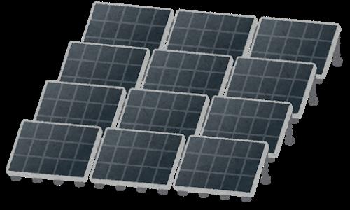 【太陽光】2021年4月の発電量など